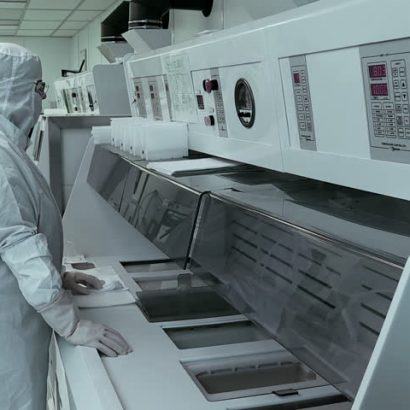 Silicon Wafer Cleaning